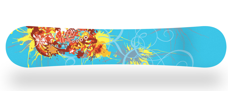 K2 snowboards helios design labs